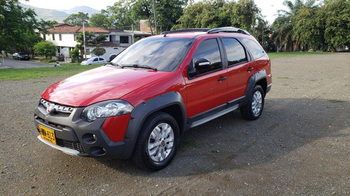 Fiat Palio Adventure Locker Dual Logic