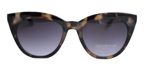 Lente De Sol Mujer Materia Eyewear Mts-998
