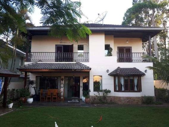 Casa No Parque Dos Príncipes, 378 M², Aceita Permuta. R$ 1.250.000 Referência Ca17160. - Ca17160