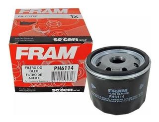 Filtro Oleo Fram Ph6114 Moto Bmw F800 S1000rr K1300 R1200 Gs