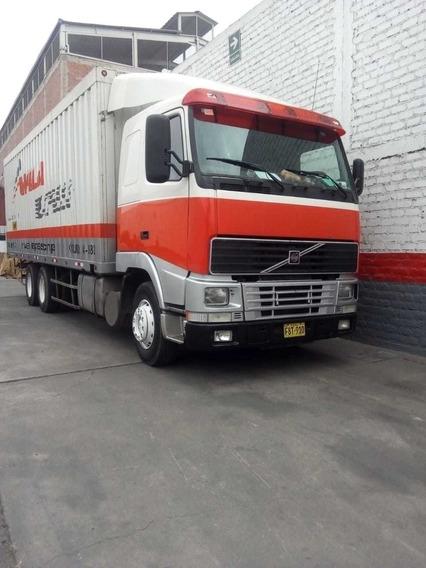 Camion Volvo Fh - Furgon