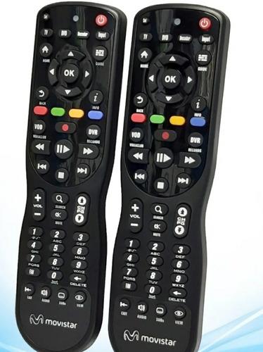 Control Movistar, Control Decodificador, Control Universal