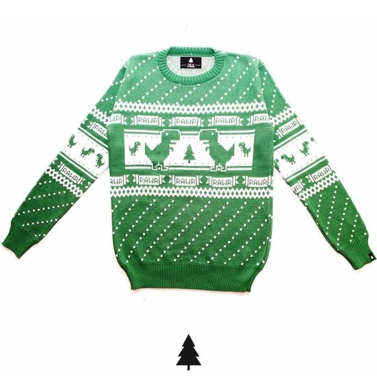 Offline Dino - Sweater Hombre Y Mujer This Is Feliz Navidad