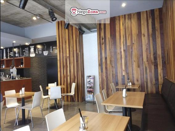 Fondo De Comercio - Cafetería Gourmet - Puerto Madero