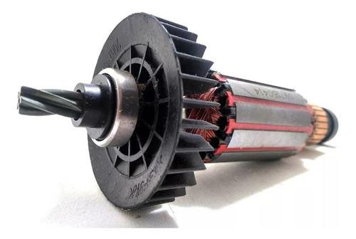 Imagem 1 de 3 de Induzido Rotor Original Martelete Skil/bosch 1859 220v