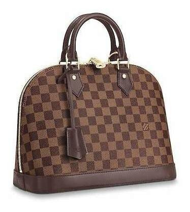 Bolsa Louis Vuitton Original Alma Pm 50%off Oportunidade