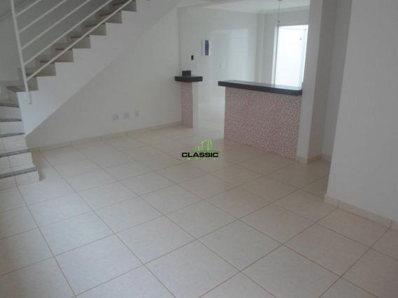 Casa Geminada Com 2 Quartos Para Comprar No Baronesa (são Benedito) Em Santa Luzia/mg - 3356