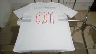 Camisa Oficial Penalty Time Futebol Sao Paulo Brasil