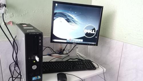 Estação De Trabalho Dell Optiplex 780, 4gigas 120 Ssd Rápido
