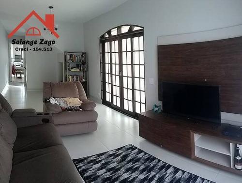 Imagem 1 de 15 de Belissimo Sobrado Com 150m² E 3 Dormitórios - Aceita Permuta - 2177
