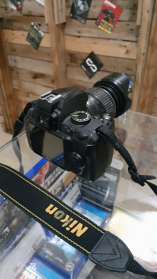 Camera Fotográfica Nikon D3000