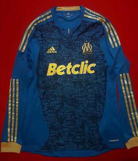 Camisa Olympique De Marselha 2012