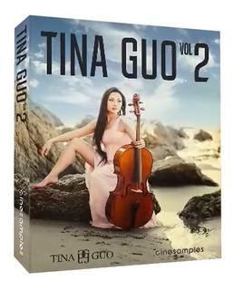 Librería De Cello: Cinesamples - Tina Guo Vol 2 Para Kontakt