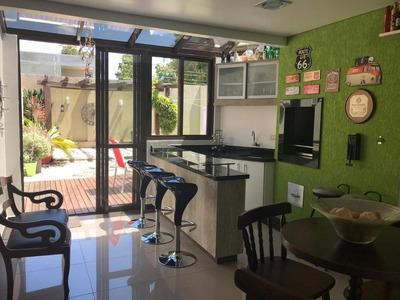 Casa Com 3 Dormitórios À Venda, 160 M² Por R$ 850.000 - Orleans - Curitiba/pr - Ca0312