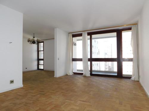Apartamento Com 3 Dormitórios À Venda, Em Jardins - São Paulo - 12589