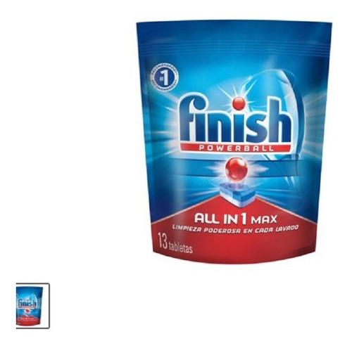 Finish Detergente Para Lavavajillas Po - kg a $2577