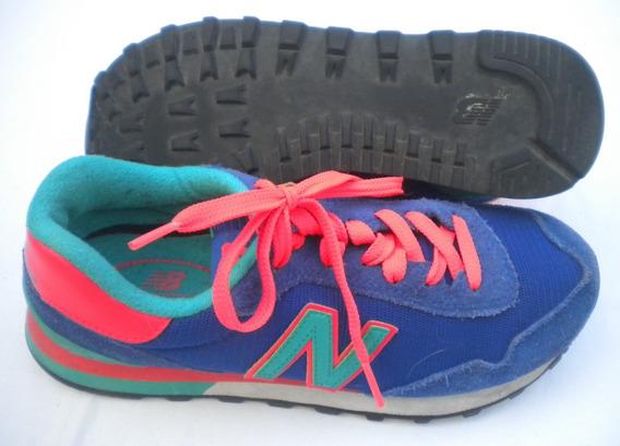 Zapatillas New Balance Wl515 Dama Originales Usadas