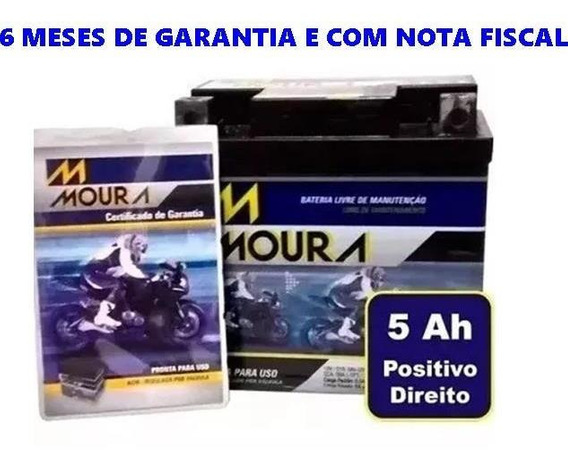 Bateria Moura Titan 150 Sport 2005 2006 2007 2008 Ma5d Ytz 6