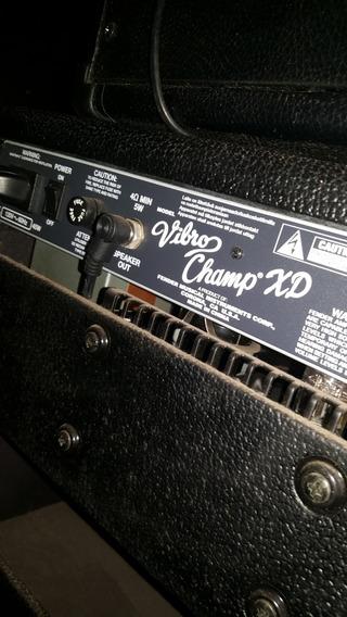 Amplificador Fender Vibro Champ Xd. Ñ Peavey Bugera Marshall