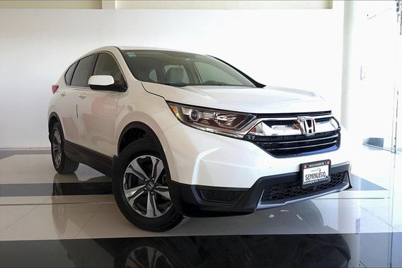 Honda Cr-v Ex Cvt 2018