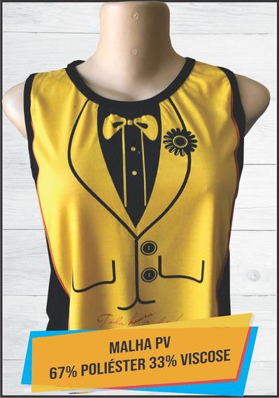 Camiseta Unissex - Gravatinha. P- Padrão