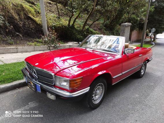 Mercedes Benz 280 Sl Clasico Convertible 1981