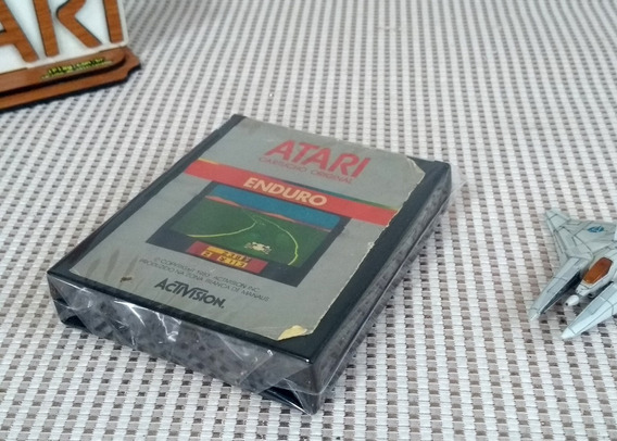 Enduro Polyvox Activision [ Atari 2600 ] Nacional Testado