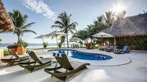 Casa De Playa En Venta En Costa Cumaná, Puerto Escondido