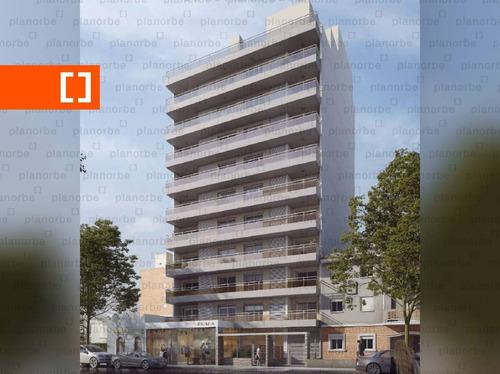Venta De Apartamento Obra Construcción 1 Dormitorio En Pocitos Nuevo, Arenas 26 Unidad 504