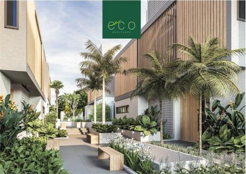 Imagem 1 de 18 de Condomínio 6 Casas Com 4 Suítes E Rooftop No Alto Da Boa Vista - Reo548926
