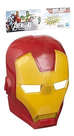 Máscaras,máscara Iron Man Avengers Rojo