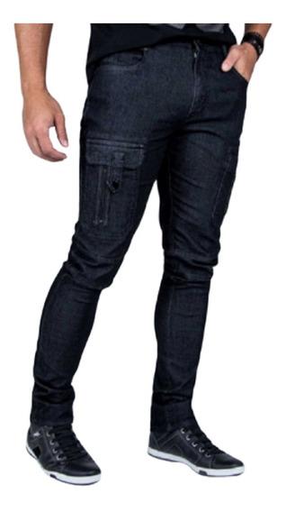 Linda Calça Masculina Com Bolso Pit Bull Jeans