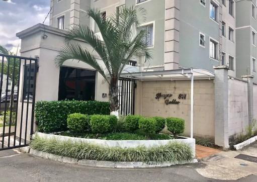 Apartamento Semi Mobiliado - 2 Quartos - Cidade Jardim - Sjp