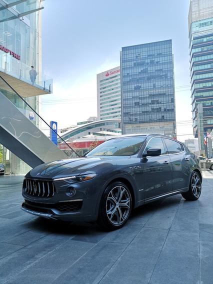 Maserati Levante S Granlusso 3.0 S Mt 2019