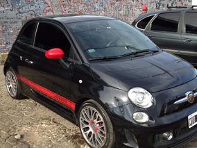 Fiat 500 2013 Abarth 1.4t Racing Cuero(160cv)