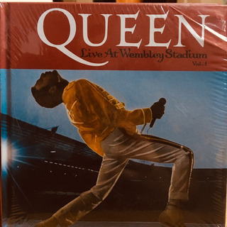 Queen Live At Wembley Stadium Disco 1 Coleccion La Nacion