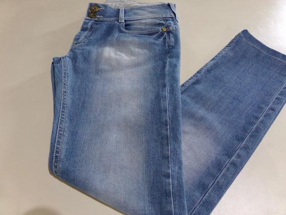 Calça Jeans Slim Carmim Feminina