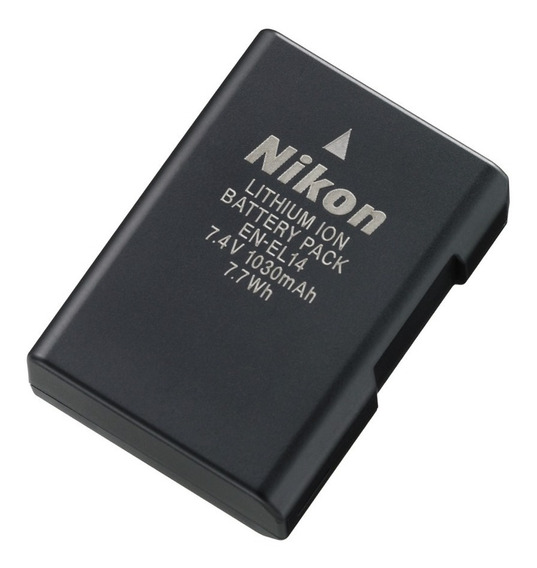 Bateria Generica Nikon En-el14 D5300 D5100 D5200 D3300 El14