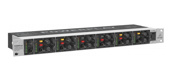 Powerplay Behringer Original Ha6000 Com Garantia 2 Anos + Nf