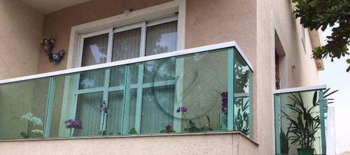 Sobrado Com 3 Dormitórios À Venda, 300 M² Por R$ 800.000 - Paraíso - Santo André/sp - So0774