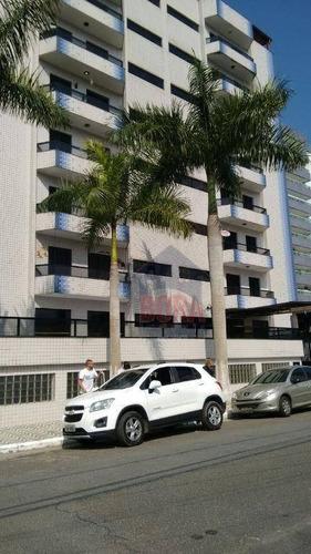 Imagem 1 de 25 de Apartamento Residencial À Venda, Vila Caiçara, Praia Grande. - Ap0041
