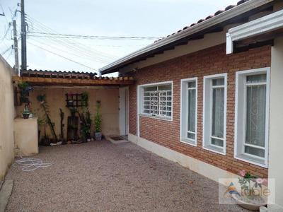 Casa Com 3 Dormitórios Para Locação, 130 M² Por R$ 2.000,00 - Parque Ortolândia - Hortolândia/sp. - Ca5170