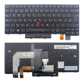 Teclado Lenovo Thinkpad T470 Sn1360 01ax474
