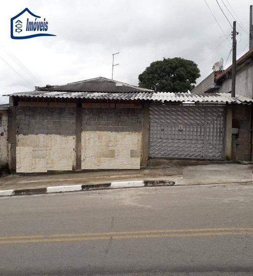 Casa Com 1 Dormitório À Venda, 120 M² Por R$ 300.000 - Cidade Aracilia - Guarulhos/sp - Ca0239