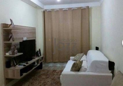 Apartamento Com 2 Dormitórios À Venda, 68 M² Por R$ 265.000,00 - Jardim Chapadão - Campinas/sp - Ap2673
