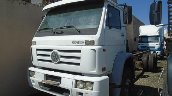 Vw 15180 2000 Truck Chassis 60000 So Pra Venda