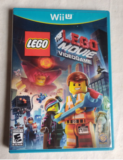 The Lego Movie Videogame - Wii U Perfecto Estado
