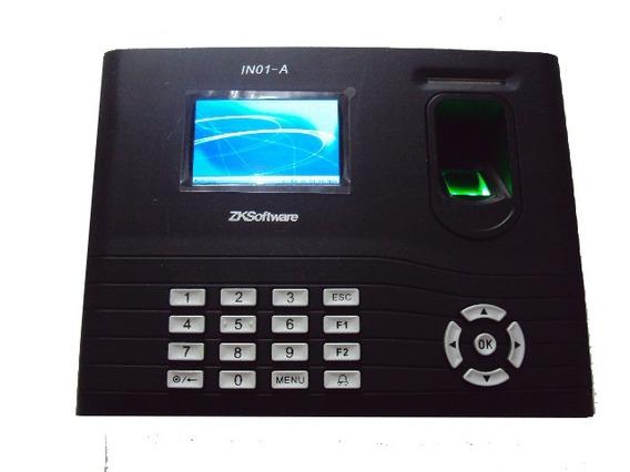 Control De Asistencia Y Acceso In01a Id Zkteco