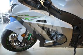 Moto Kawasaki Zx10 R 2017 Blanco 0 Km Muñoz Marchesi
