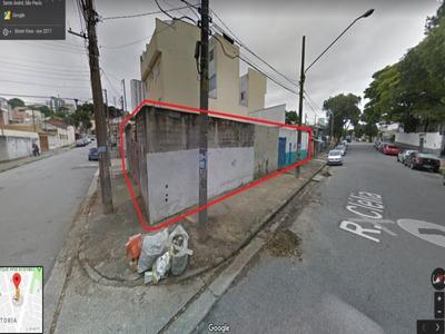 Excelente Terreno Na Vila Pires Com 216 M² ! - Te00067 - 33805879
